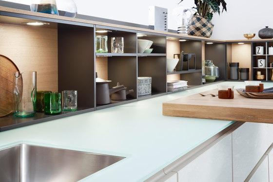Classic-FS | Topos | Concrete-C de Leicht Küchen AG | Cocinas integrales