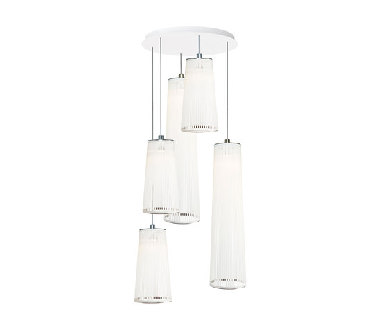 Solis Chandelier 5 small by Pablo | Suspended lights