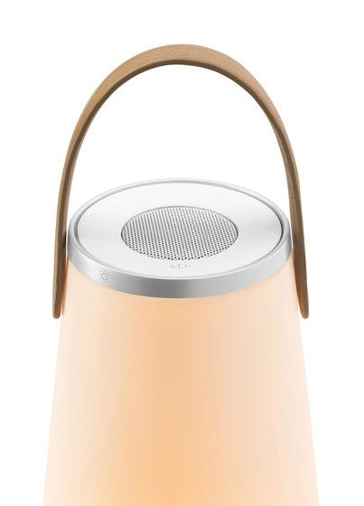 Uma Sound Lantern by Pablo | Floor lights