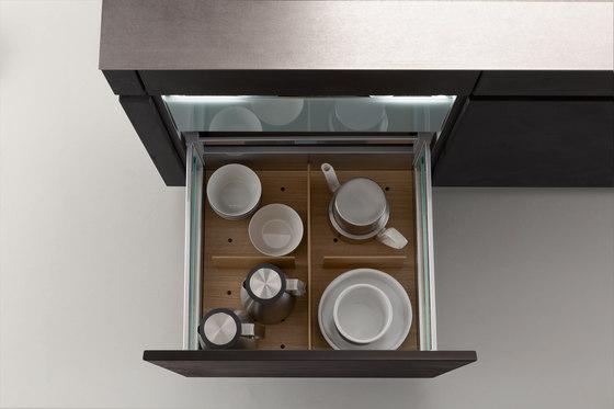 Q-Box by Leicht Küchen AG | Kitchen organization