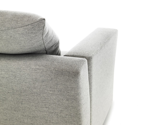 Bill armchair by Baleri Italia by Hub Design | Lounge chairs