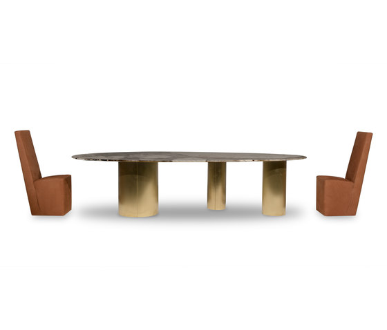 LAGOS by Baxter | Dining tables