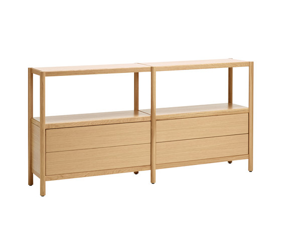 Cavetto CV90352S incl. Drawer by Karl Andersson & Söner | Sideboards