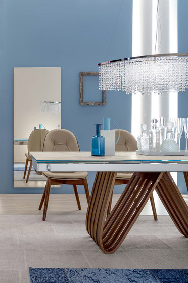 Arpa by Tonin Casa | Dining tables