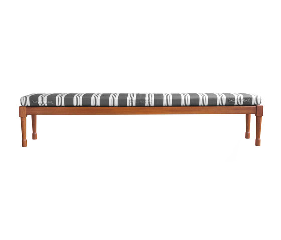 Jasper Bench de Richard Wrightman Design | Bancos