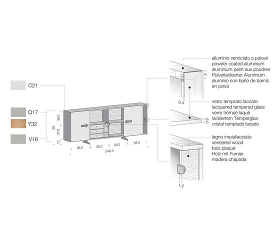 Monolith MN01 de Extendo | Caissons