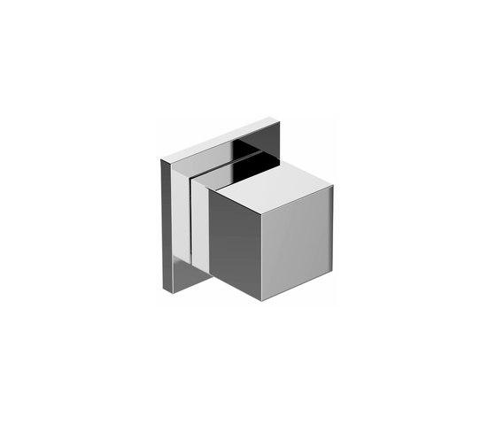 "Aqua-Sense - 3/4"" concealed cut-off valve - exposed parts by Graff   Shower controls"