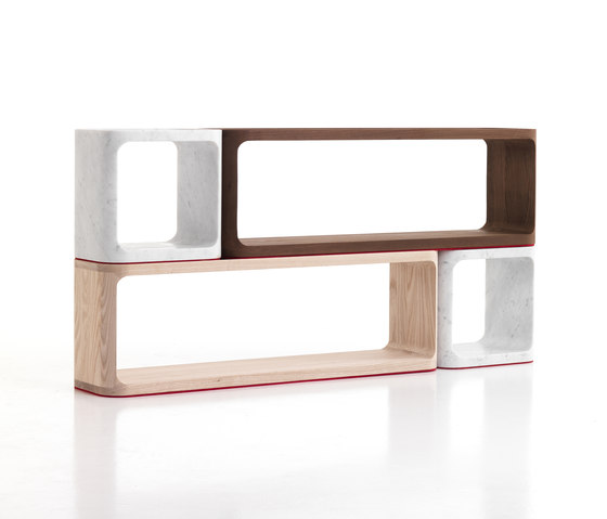 Platone sideboard by Baleri Italia | Office shelving systems