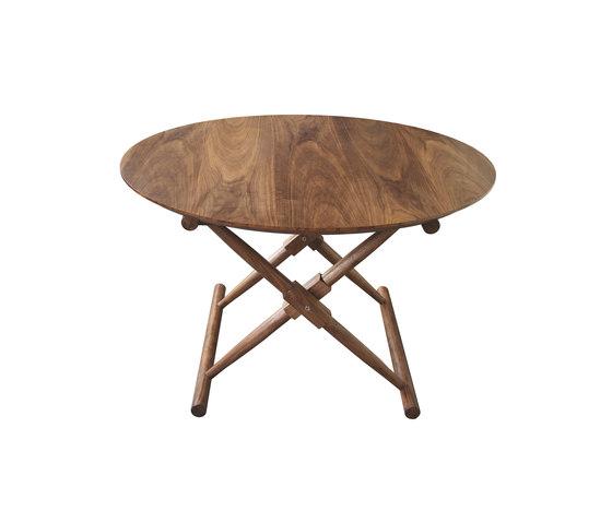 Matthiessen Round di Richard Wrightman Design | Tavolini di servizio