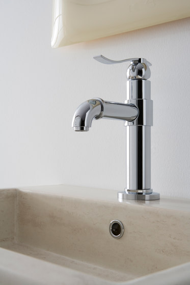 Bali - Single lever basin mixer by Graff | Wash basin taps