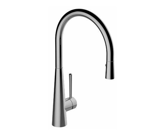 Conical - Kitchen Mixer by Graff | Kitchen taps
