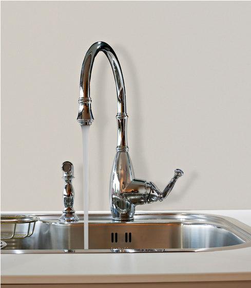 Duxbury - Kitchen Mixer by Graff | Kitchen taps