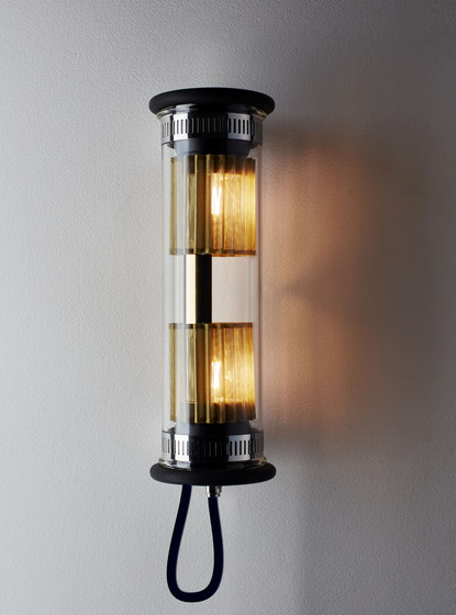 IN THE TUBE | 100-350 GOLD by DCW éditions | Wall lights