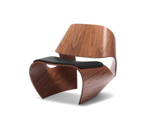 Cowrie Chair von Made in Ratio | Sessel