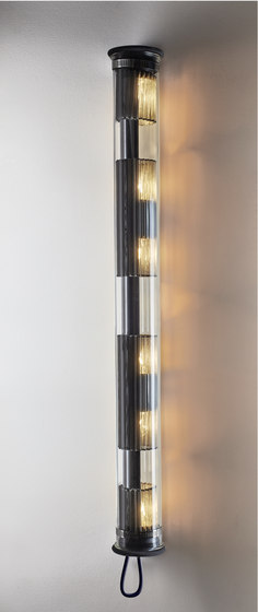 IN THE TUBE | 120-1300 SILVER by DCW éditions | Wall lights