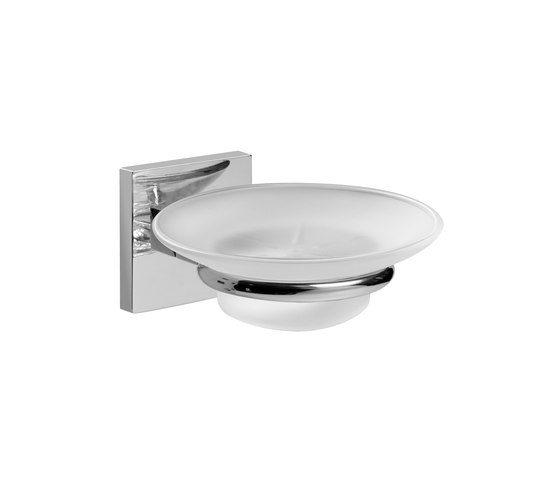 Sade - Soap Dish & Holder by Graff | Soap holders / dishes
