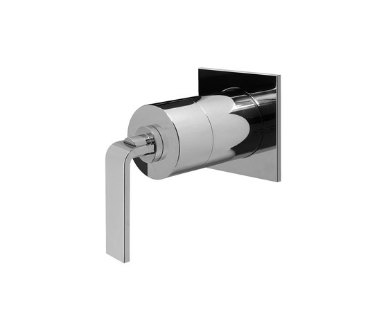 """Immersion - 1/2"""" concealed cut-off valve - exposed parts by Graff   Shower controls"""