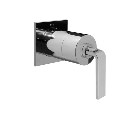"""Immersion - 1/2"""" concealed 3-way diverter - exposed parts by Graff   Shower controls"""