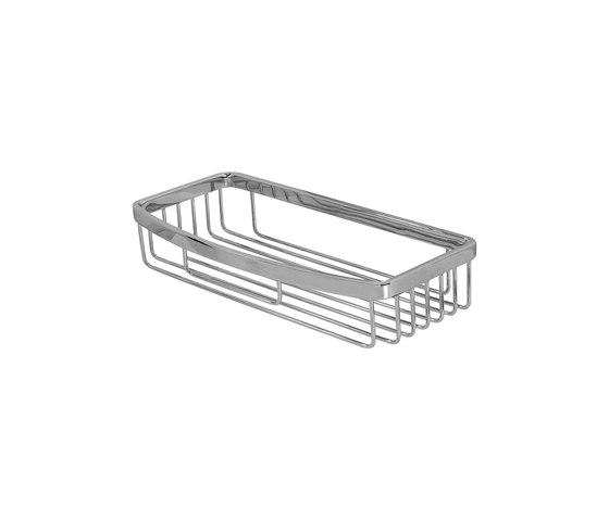 Immersion - Shower basket by Graff | Bath shelves