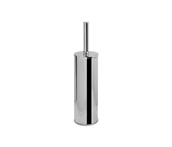 Immersion - Free Standing Toilet Brush Set by Graff | Toilet brush holders