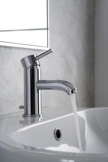 M.E. 25 - Single lever basin mixer by Graff | Wash basin taps