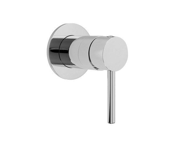 "M.E. 25 - 1/2"" concealed cut-off valve - exposed parts by Graff 