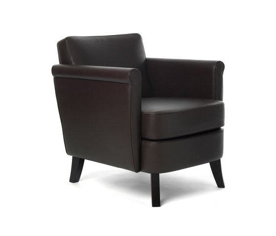 Undersized armchair by Baleri Italia by Hub Design | Lounge chairs