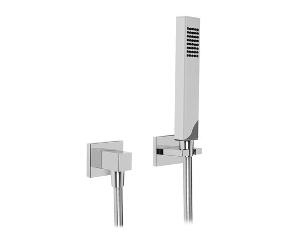 Sade - Wall-mounted hand shower - Set by Graff | Shower controls