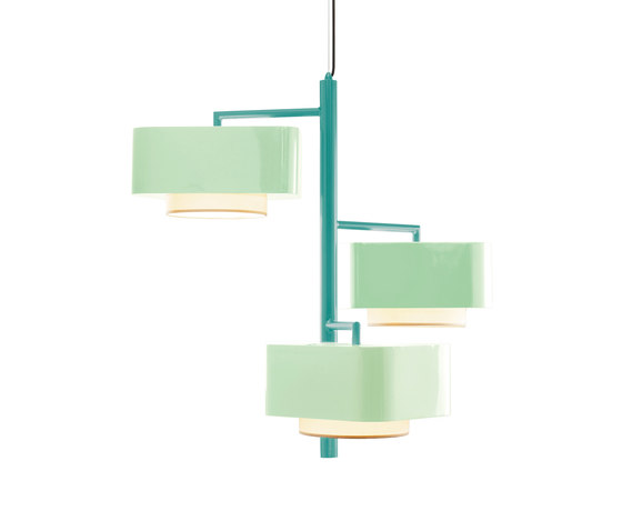 Carousel I  Suspension Lamp by Mambo Unlimited Ideas | Suspended lights
