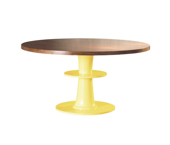 Circule Dinner Table by Mambo Unlimited Ideas | Dining tables