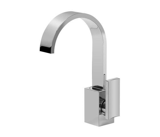 Sade - Single lever basin mixer by Graff | Wash basin taps