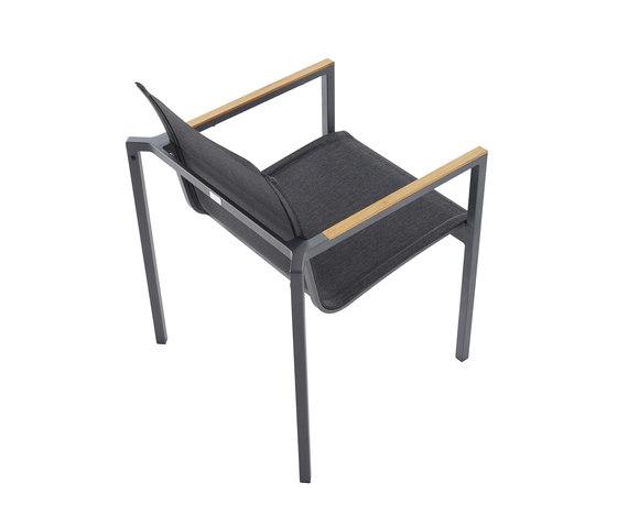 Clauss Stacking Chair di solpuri | Sedie da giardino