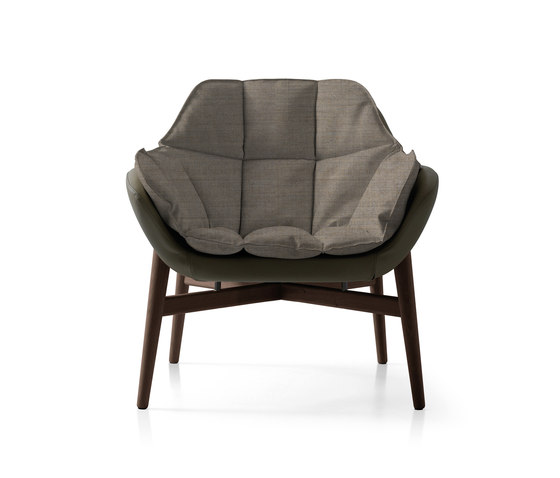 Manta Armchair von Quinti Sedute   Sessel