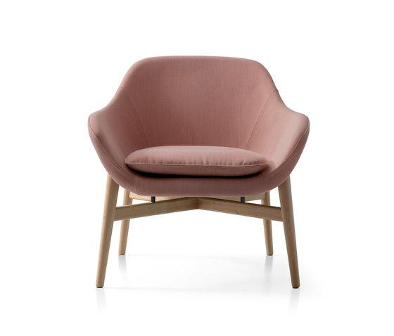 Manta Armchair von Quinti Sedute | Sessel