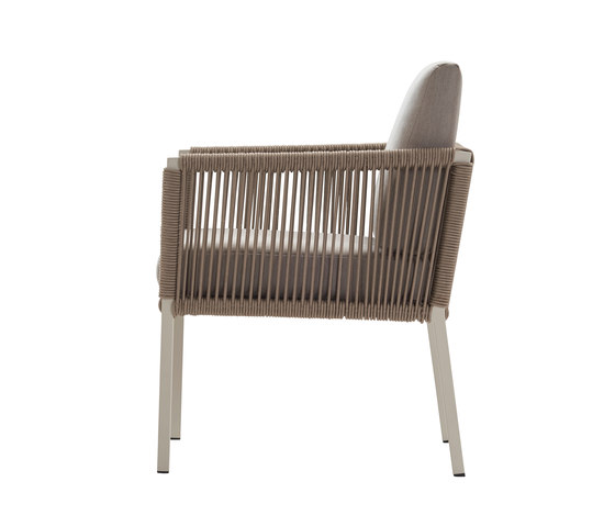 Club Dining Chair by solpuri | Garden chairs