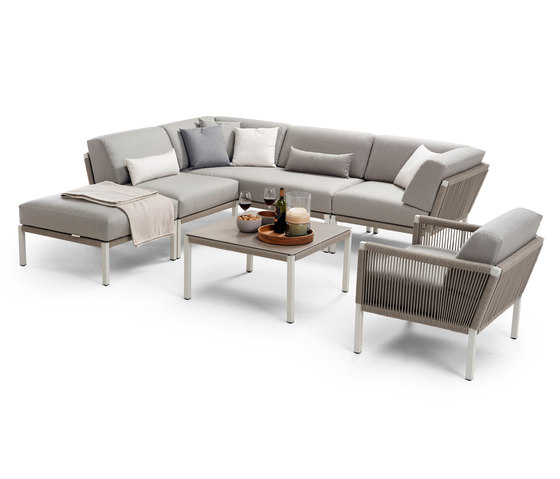 Club Lounge Group by solpuri | Garden sofas