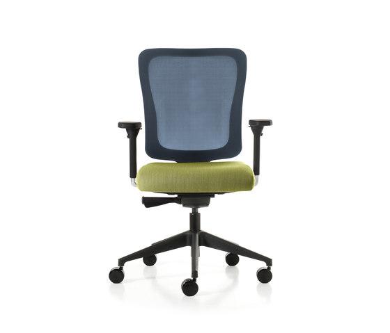 Evoque 2.0 by Quinti Sedute | Management chairs