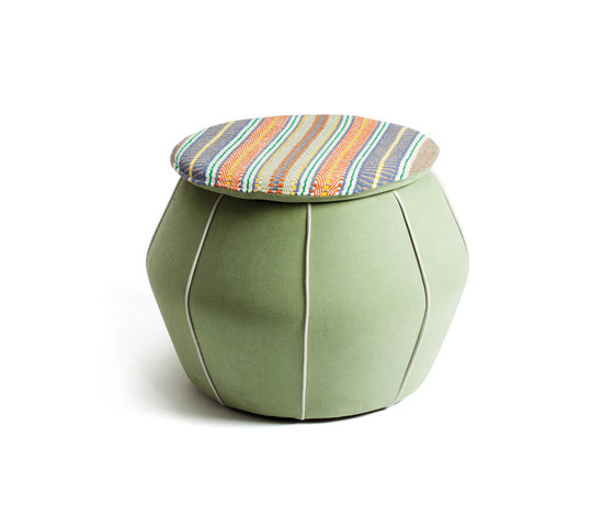 Eli Stool by Mambo Unlimited Ideas | Ottomans