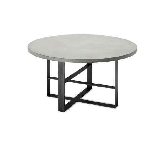 Atelier O round table de Frag | Tables de restaurant