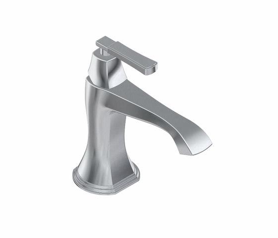 Finezza - Single lever basin mixer by Graff | Wash basin taps