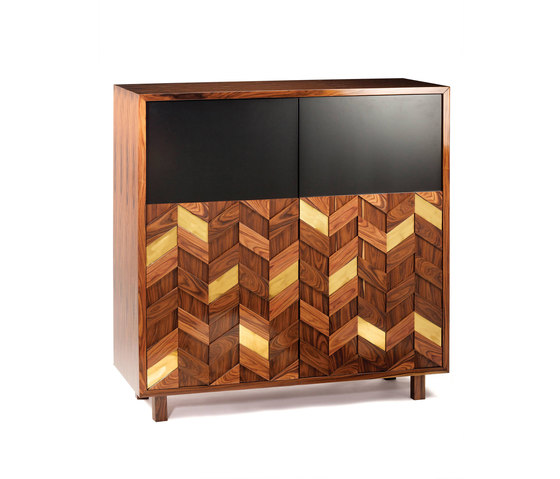 Samoa Bar Cabinet by Mambo Unlimited Ideas | Drinks cabinets