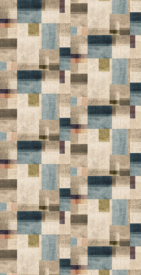 Canvas College RF52752801 by ege | Rugs