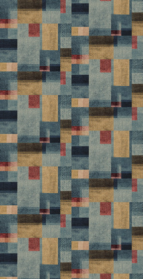 Canvas College RF52752802 by ege | Rugs