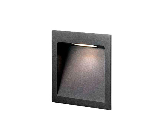 Deli 2 by Light-Point | Recessed wall lights