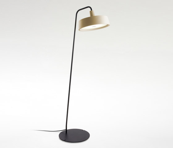Soho 38 P Sand by Marset | Free-standing lights