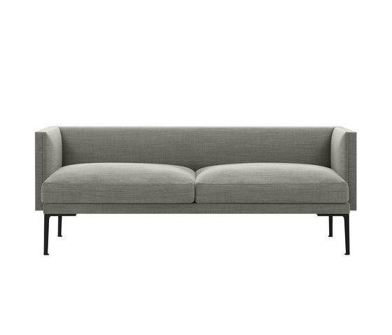Steeve divano 2 posti di Arper | Divani lounge