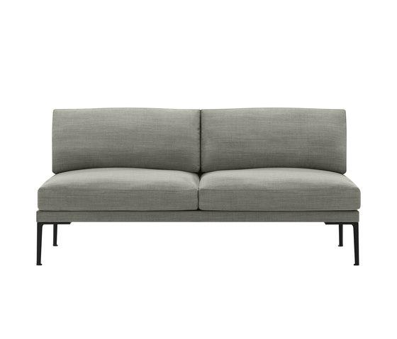 Steeve 2 sitzer Sofa von Arper | Sofas
