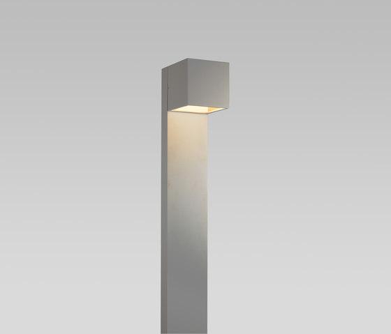 Cube Garden Lamp by Light-Point | Outdoor floor lights