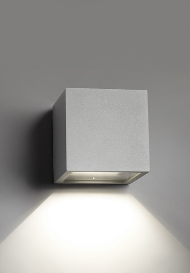 Cube XL Down E27 by Light-Point | Wall lights