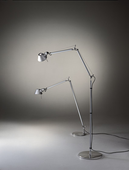 Tolomeo Micro Floor Lamp by Artemide | General lighting